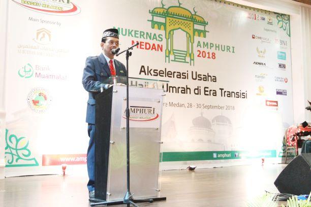 Mukernas AMPHURI 2018 Medan 11