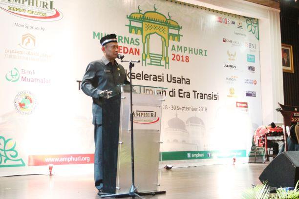 Mukernas AMPHURI 2018 Medan 12